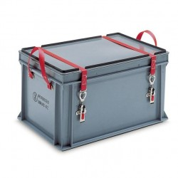 55 L hazardous goods container