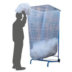 Large volume bag holder 1000 L