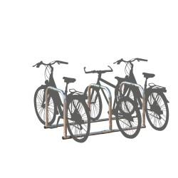 Support 6 vélos en ligne -...