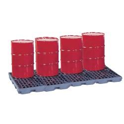 PE spill platform 8 drums