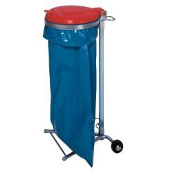 Bag holder 110 L on wheels
