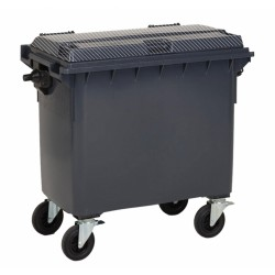 Container 660 L - version...