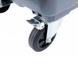 Blocage de roues pour timon...