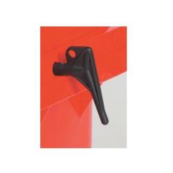 Triangular key for 2-wheel...