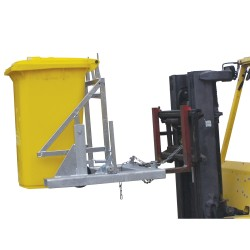 Container tipper 120 L