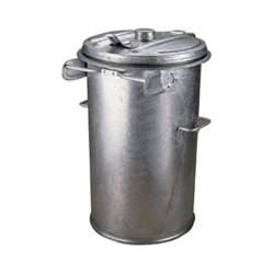 Galvanised container 90 L