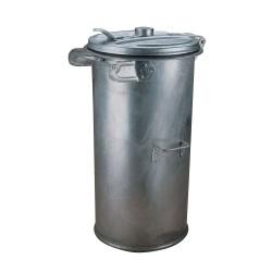 Conteneur galvanisé 110 L