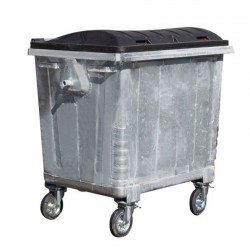 Metal container 1100 L