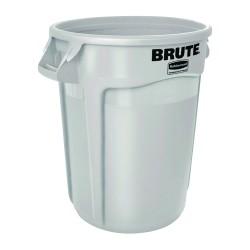 Round waste collector 76 L