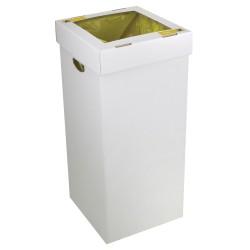 Waste totem bin 100 L (pack...