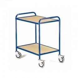 3-tray trolley