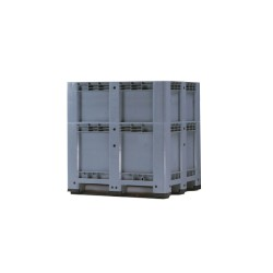 Large volume pallet box 890 L